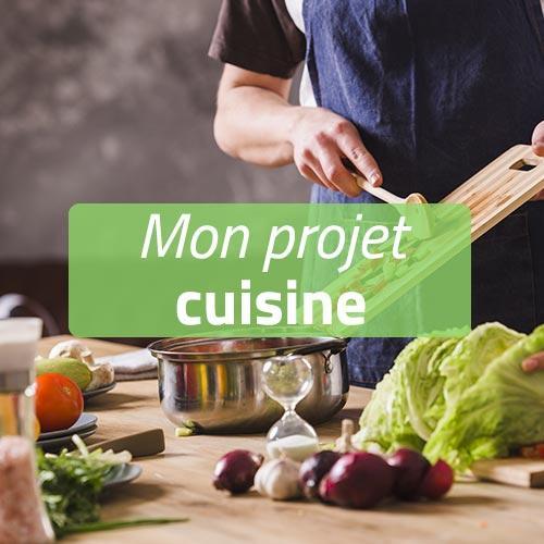 mon projet cuisine