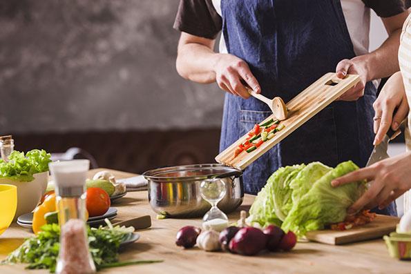 cuisine facile avec cuisine fonctionnelle